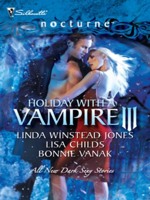 cover image of Holiday with a Vampire III