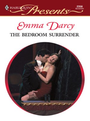 cover image of Bedroom Surrender