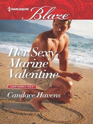 cover image of Her Sexy Marine Valentine