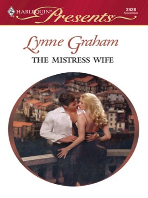 cover image of The Mistress Wife