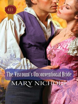 cover image of The Viscount's Unconventional Bride