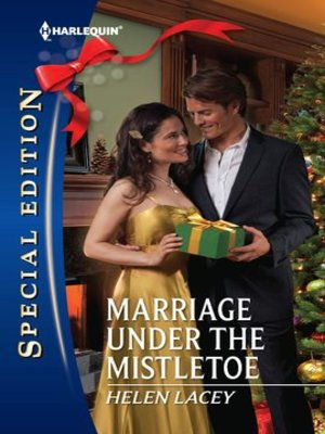 cover image of Marriage Under the Mistletoe