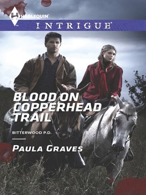 cover image of Blood on Copperhead Trail