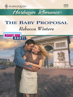 cover image of Baby Proposal
