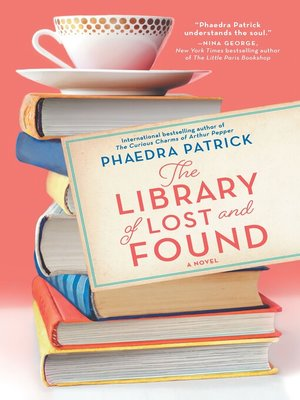 cover image of The Library of Lost and Found