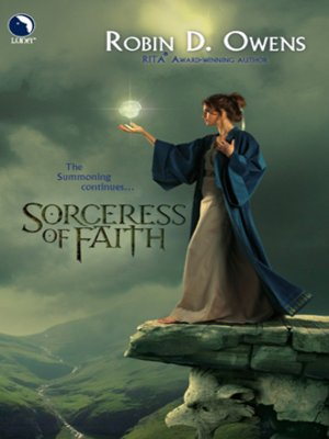 cover image of Sorceress of Faith