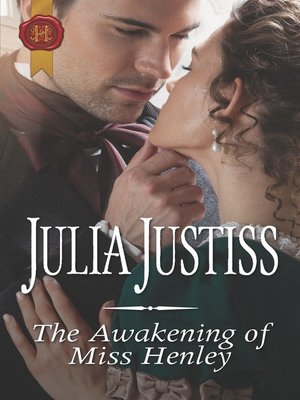cover image of The Awakening of Miss Henley