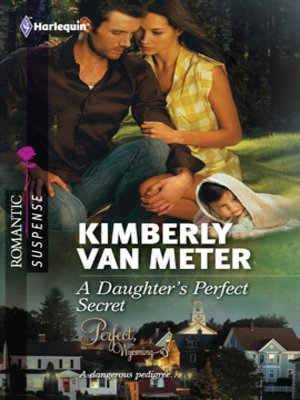 cover image of A Daughter's Perfect Secret