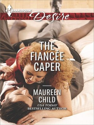 cover image of The Fiancée Caper