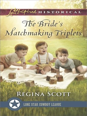 cover image of The Bride's Matchmaking Triplets