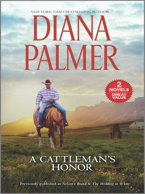 cover image of A Cattleman's Honor