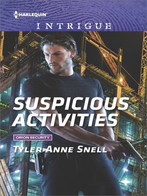 cover image of Suspicious Activities