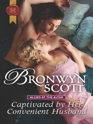 cover image of Captivated by Her Convenient Husband