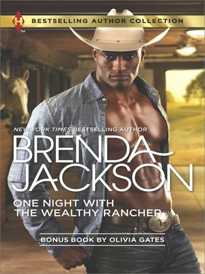 cover image of One Night with the Wealthy Rancher: Billionaire, M.D.