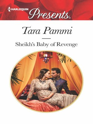 cover image of Sheikh's Baby of Revenge