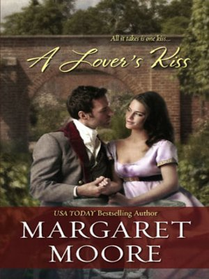 cover image of A Lover's Kiss