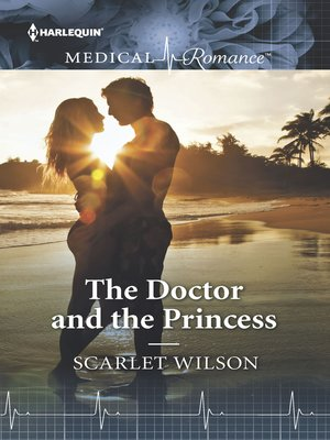 cover image of The Doctor and the Princess