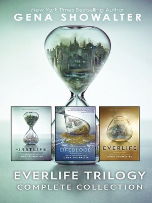 cover image of Everlife Trilogy Complete Collection: Firstlife ; Lifeblood ; Everlife
