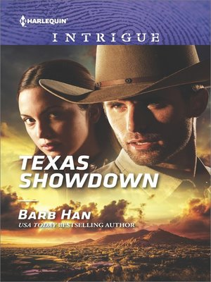 cover image of Texas Showdown--A Thrilling FBI Romance
