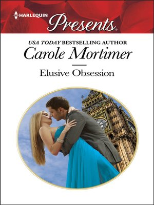 cover image of Elusive Obsession