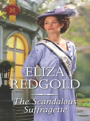 cover image of The Scandalous Suffragette