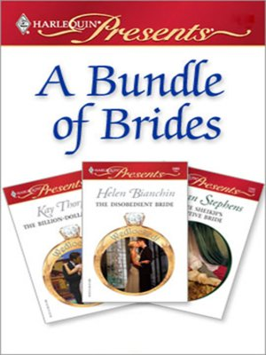 cover image of A Bundle of Brides