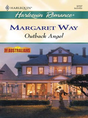 cover image of Outback Angel
