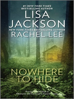 cover image of Nowhere to Hide