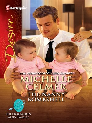 cover image of The Nanny Bombshell
