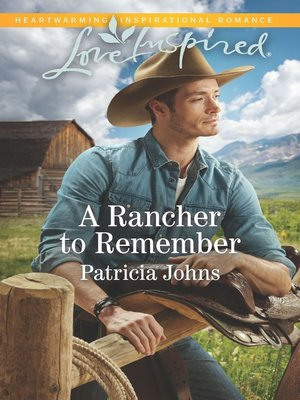 cover image of A Rancher to Remember