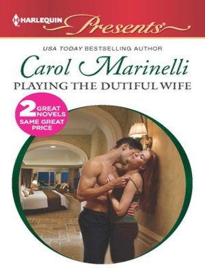 cover image of Playing the Dutiful Wife: Expecting His Love-Child