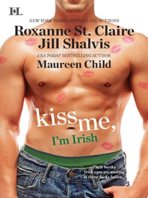 cover image of Kiss Me, I'm Irish