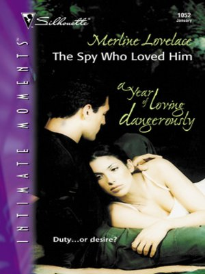 cover image of The Spy Who Loved Him