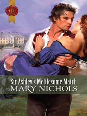 cover image of Sir Ashley's Mettlesome Match