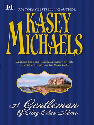 cover image of A Gentleman By Any Other Name