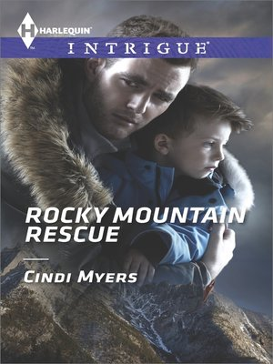 cover image of Rocky Mountain Rescue