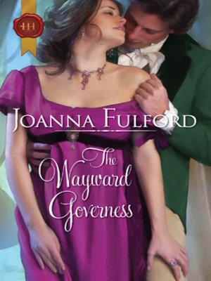 cover image of The Wayward Governess