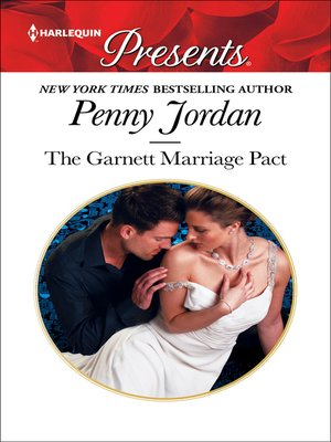 cover image of The Garnett Marriage Pact