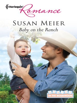 cover image of Baby on the Ranch