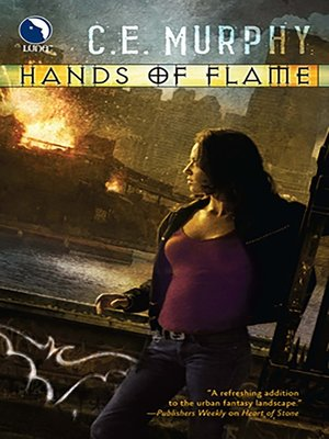 cover image of Hands of Flame