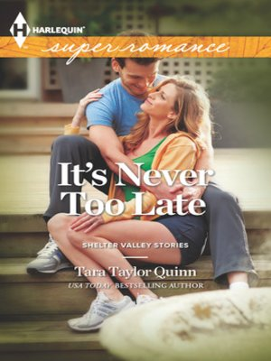 cover image of It's Never too Late