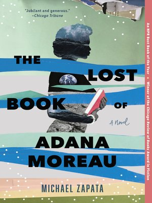 The Lost Book of Adana Moreau Book Cover