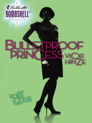 cover image of Bulletproof Princess