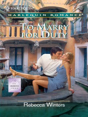cover image of To Marry For Duty