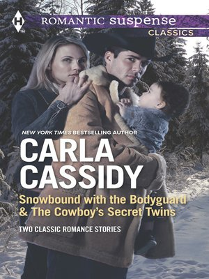 cover image of Snowbound with the Bodyguard & The Cowboy's Secret Twins