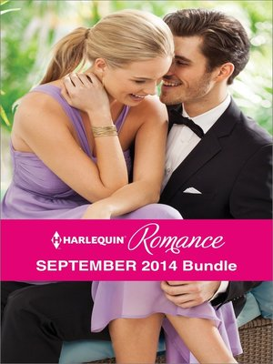 cover image of Harlequin Romance September 2014 Bundle: Interview with a Tycoon\Her Boss by Arrangement\In Her Rival's Arms\Frozen Heart, Melting Kiss