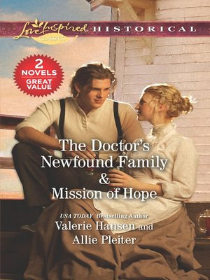 cover image of The Doctor's Newfound Family ; Mission of Hope