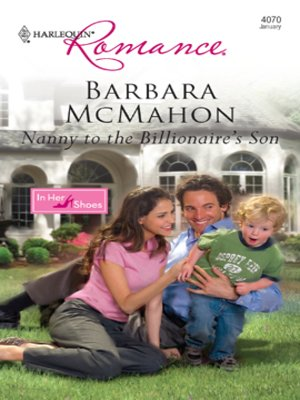 cover image of Nanny to the Billionaire's Son