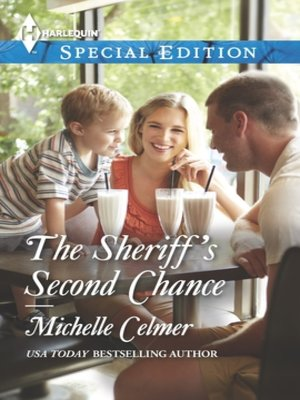 cover image of The Sheriff's Second Chance
