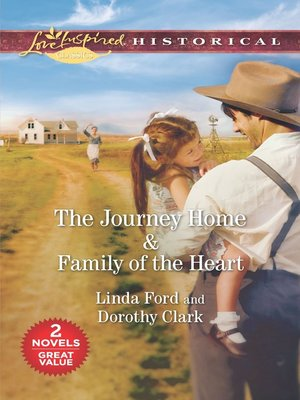 cover image of The Journey Home ; Family of the Heart